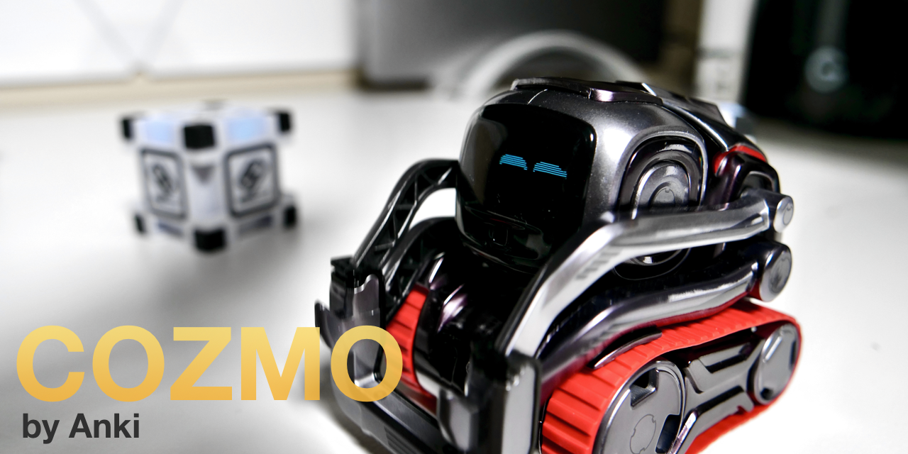 Cozmo The Playful Robot – Review