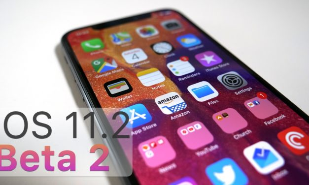 iOS 11.2 Beta 2 – What's New?