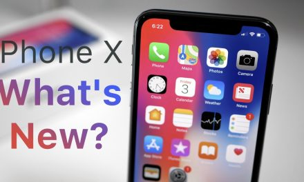 iPhone X – What's New?