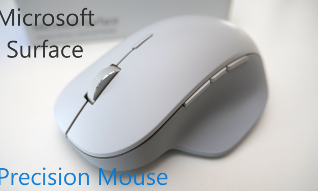 Microsoft Surface Precision Mouse – Full Review
