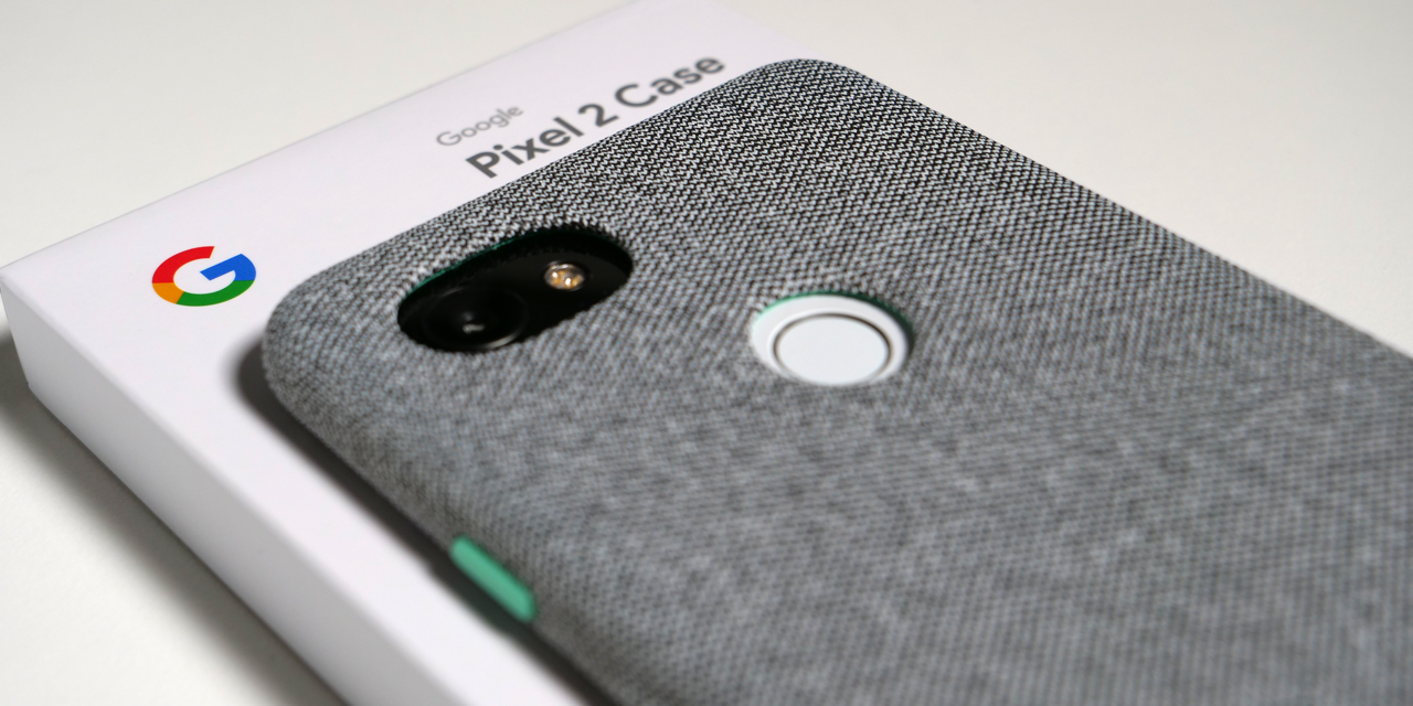 Official Pixel 2 XL Case Review