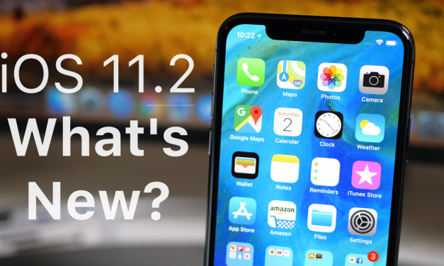 iOS 11.2 is Out! – What's New?
