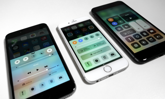 iOS 9 vs iOS 10 vs iOS 11 – A Look Back Comparison