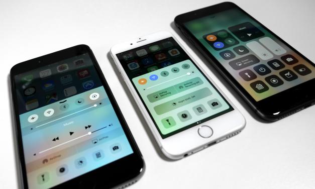 iOS 9 vs iOS 10 vs iOS 11 – A Look Back Comparison