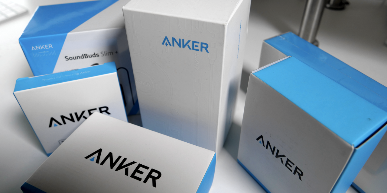 Anker Accessory Unboxing and Overview