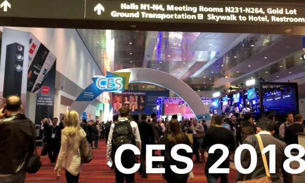 CES 2018 Overview