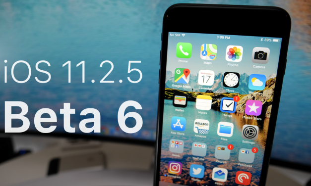iOS 11.2.5 – Beta 6 – What's New?