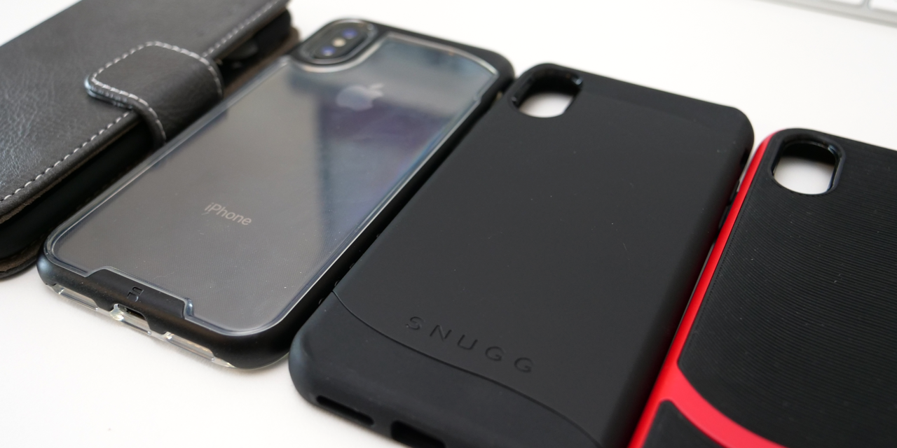 Snugg Cases for iPhone X