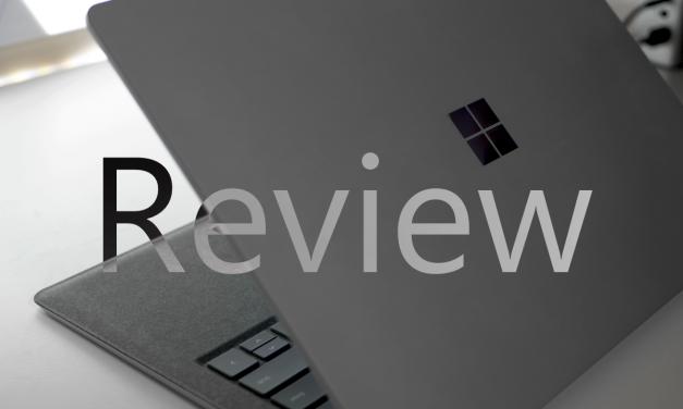 Surface Laptop – Long Term Review