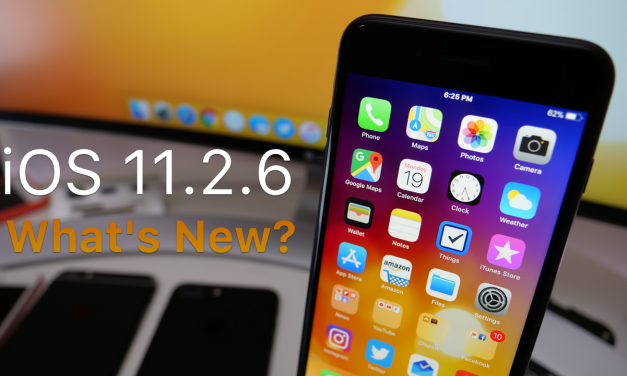 iOS 11.2.6 is Out! – What's New?