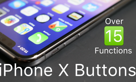 iPhone X Buttons – All Functions Explained