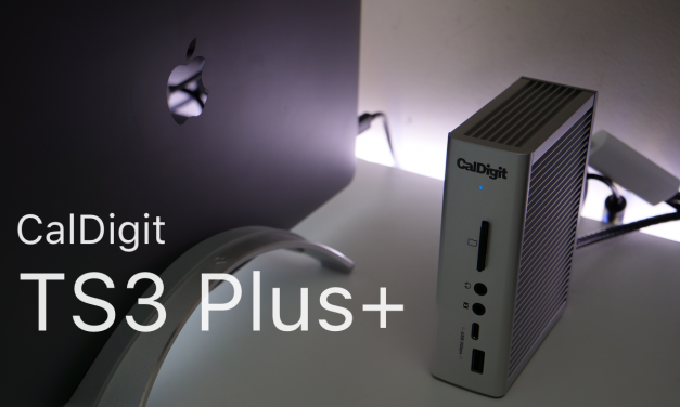 CalDigit Thunderbolt TS3 Plus Review