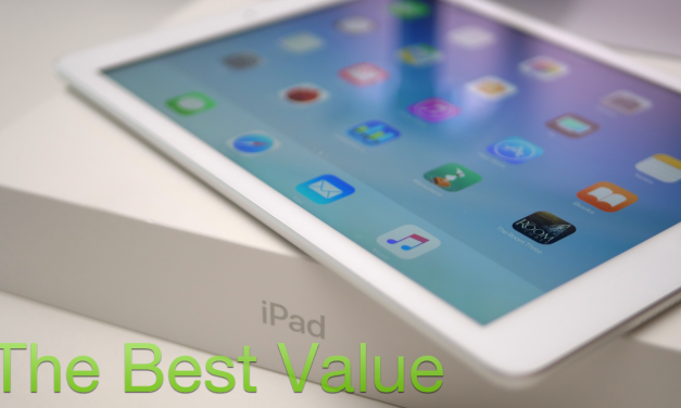 Best iPad Value – Not What You Think