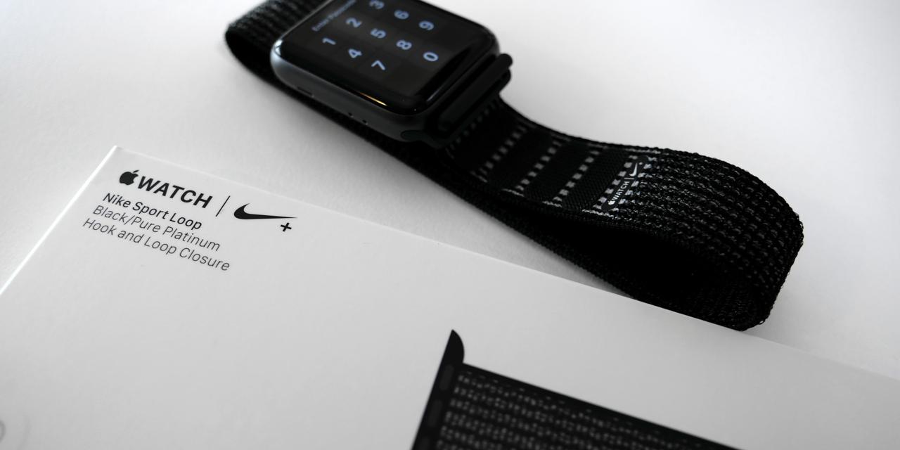 Apple Watch Nike Sport Loop
