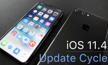 iOS 11.4 Update Cycle – Follow-up