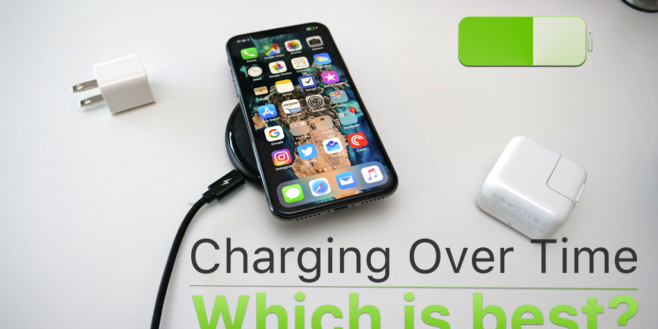Charging iPhone Over Time – Which is Best?