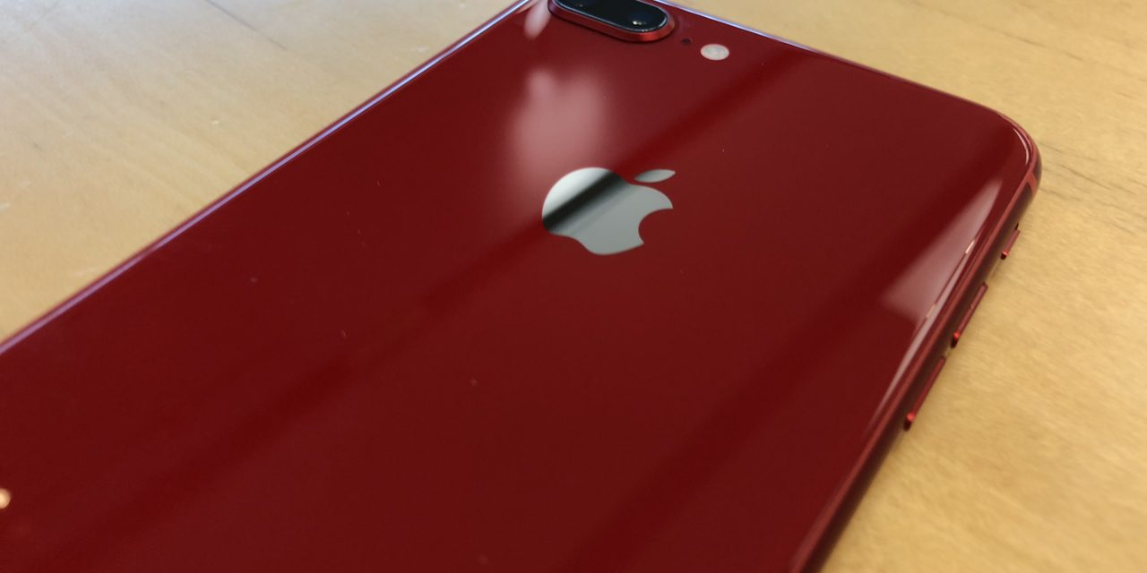 The Product (Red) iPhone 8 is for a good cause – Vlog