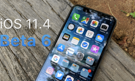 iOS 11.4 Beta 6 – What's New?