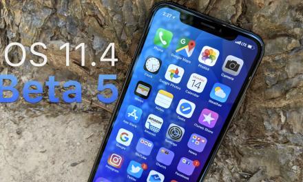 iOS 11.4 Beta 5 – What's New?