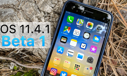 iOS 11.4.1 Beta 1 – What's New?