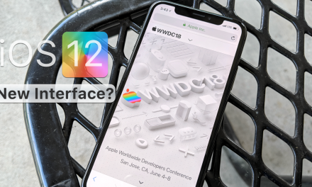 iOS 12 – New Interface, WWDC Keynote and more