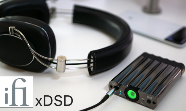 ifi xDSD – Amazing Audio from Android or iPhone