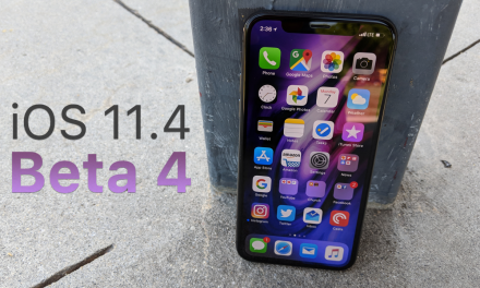 iOS 11.4 Beta 4 – What's New?