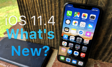 iOS 11.4 is Out! – What's New?