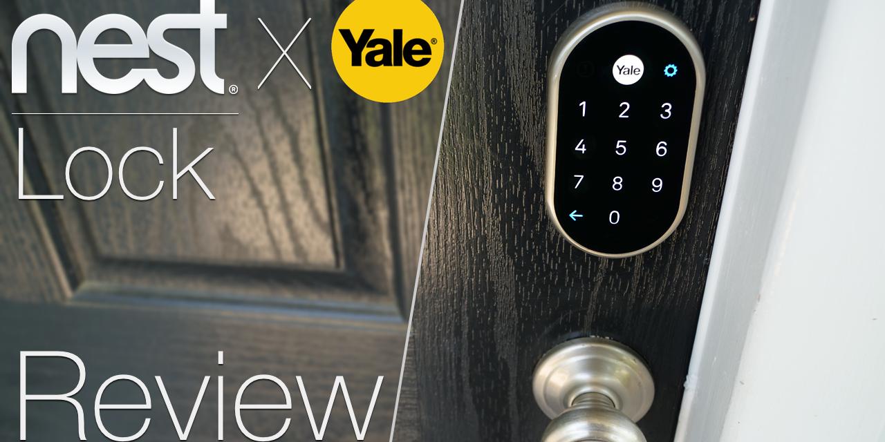Nest Door Lock Unboxing, Install, and Review