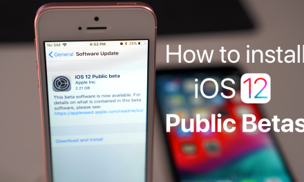 How To Install iOS 12 Public Betas