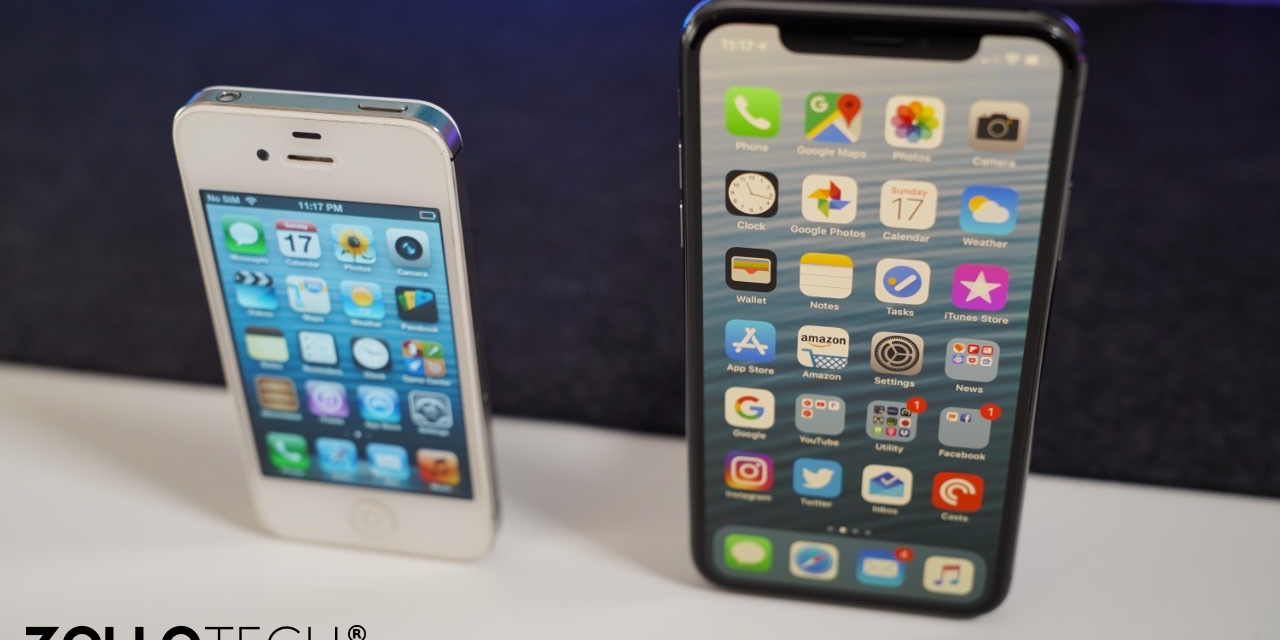 iOS 6 vs iOS 12 – Speed Comparison