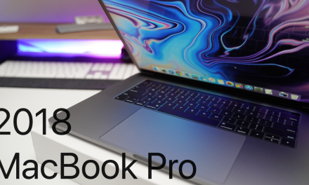 2018 MacBook Pro Unboxing and First Look