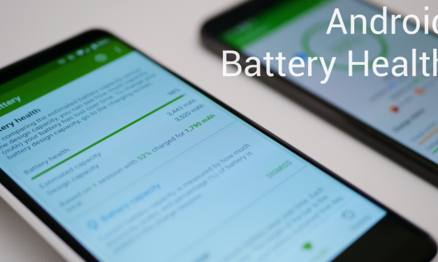 How to see Battery Health on Android