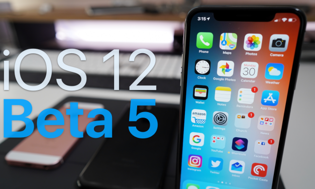 iOS 12 Beta 5 – What's New?