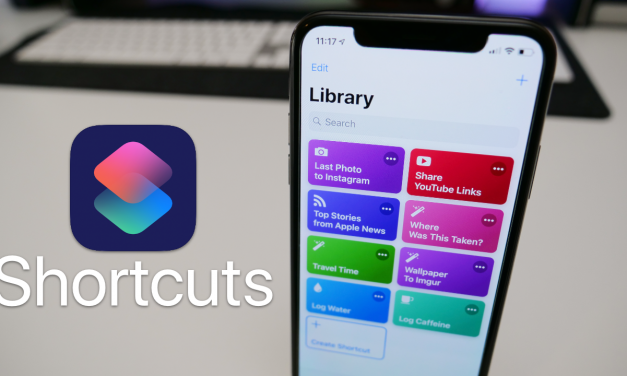 Shortcuts for iOS 12 – How it Works