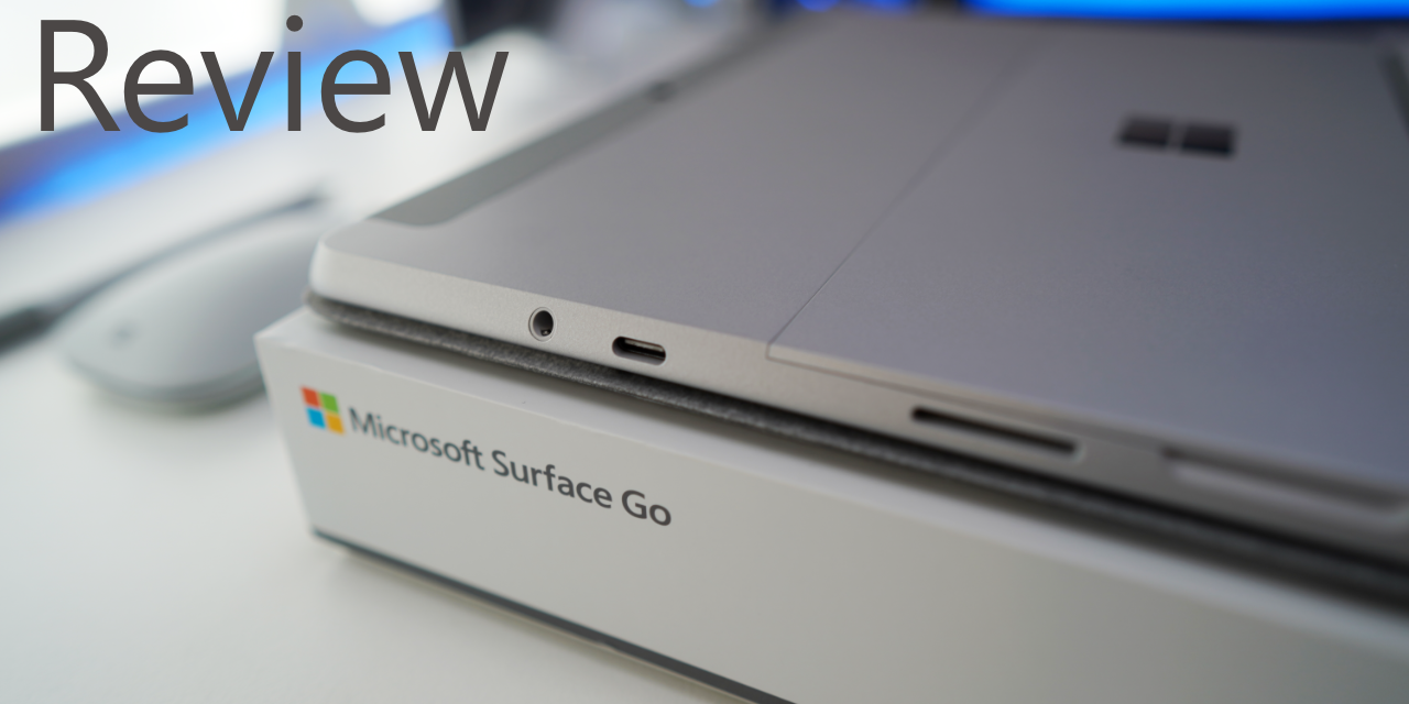Surface Go Full Review