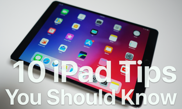 10 iPad Tips You Should Know