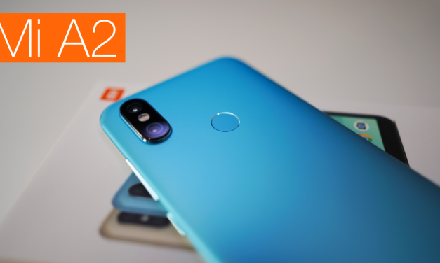 Xiaomi Mi A2 – Unboxing and Overview
