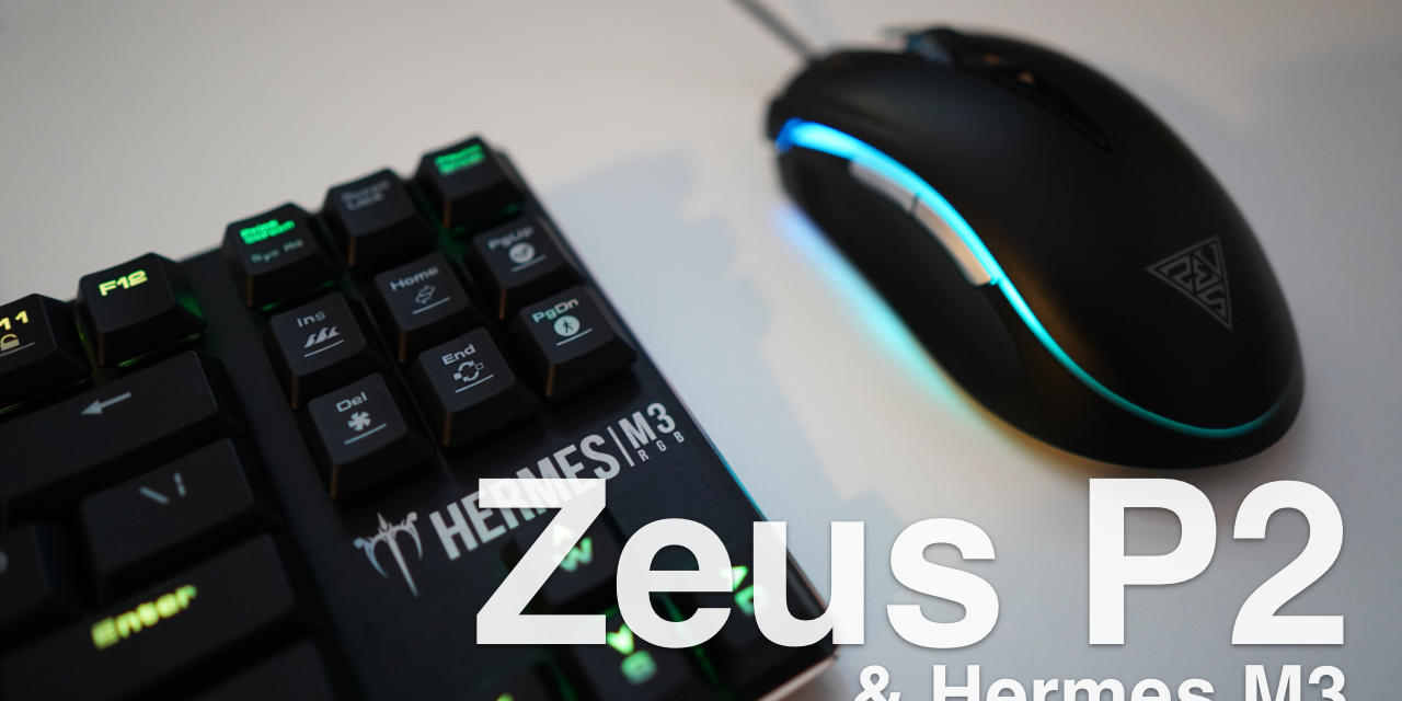 Gamdias Zeus P2 and Hermes M3 Mouse and Keyboard – Unboxing and Review