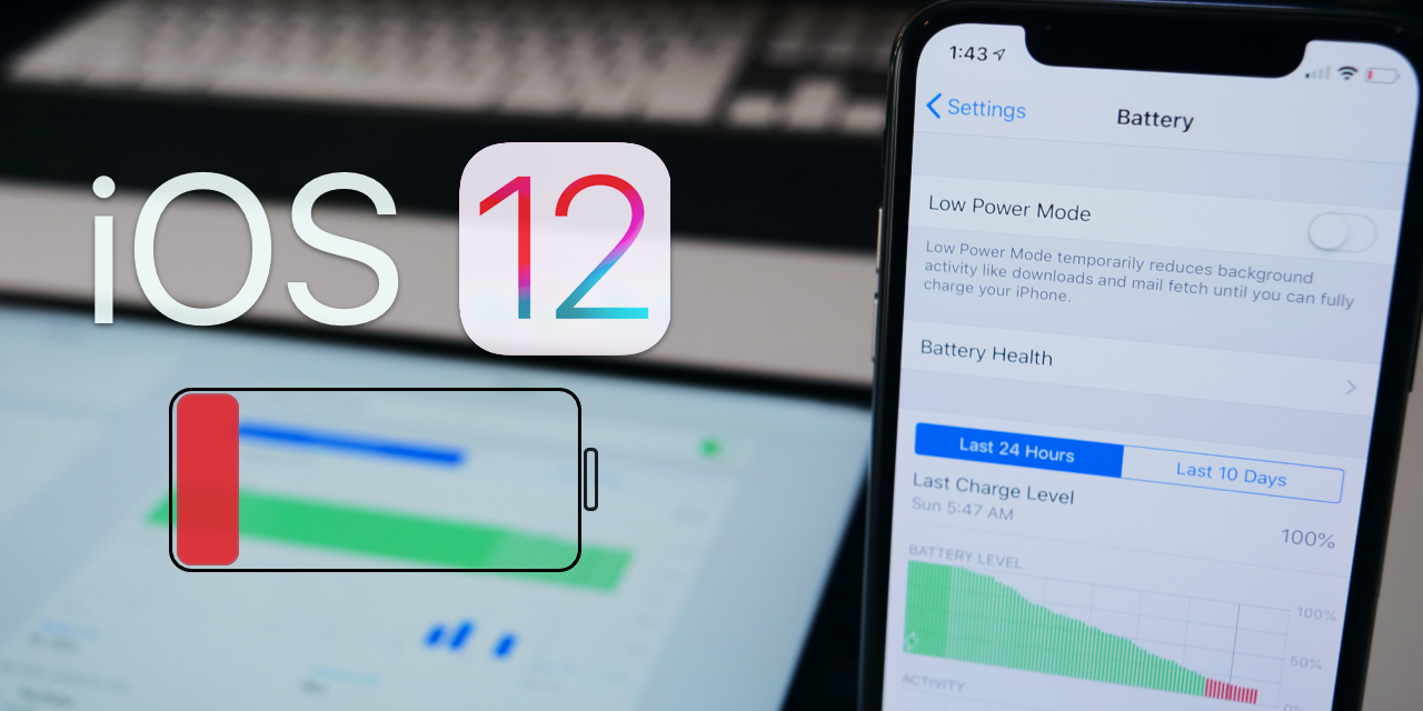 iOS 12 Battery Life So Far