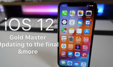iOS 12 – Gold Master Date, Updating to the final and more