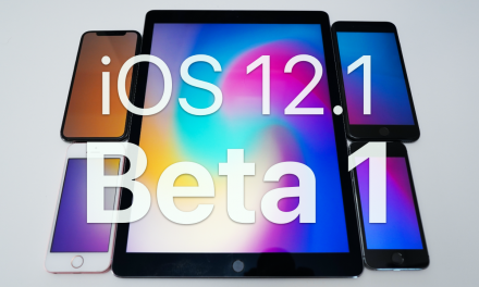 iOS 12.1 Beta 1 – Whats new?