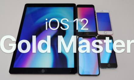 iOS 12 GM – What's New?