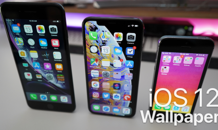 iOS 12 Wallpaper – Get them now