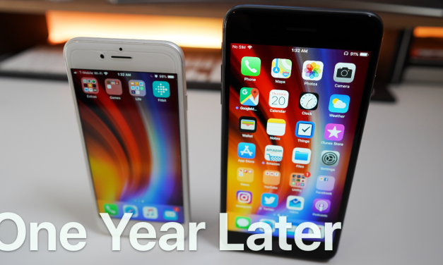 iPhone 8 and iPhone 8 Plus – One Year Later