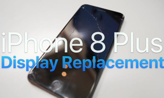 How to Replace iPhone 8 Plus Glass – My Experience