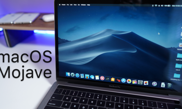 macOS Mojave is Out! – What's New?