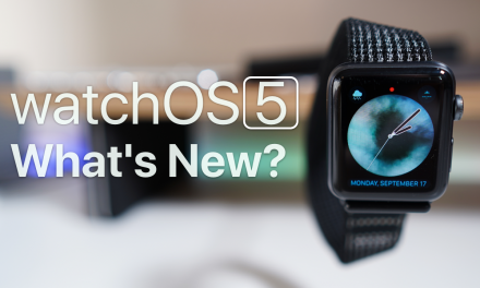 watchOS 5 is Out – What's New?