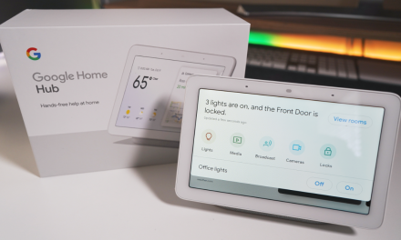 Google Home Hub – Unboxing and Review