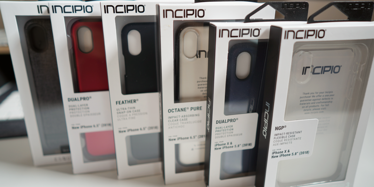 iPhone XS and XS Max Cases By Incipio